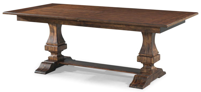 trishau0027s trestle table - trisha yearwood ... ETJCRQF
