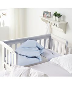 troll bedside crib... i need to start looking for one of these. UBONIKN