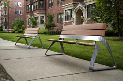 urban furniture via landscapeforms.com IWQZSTI