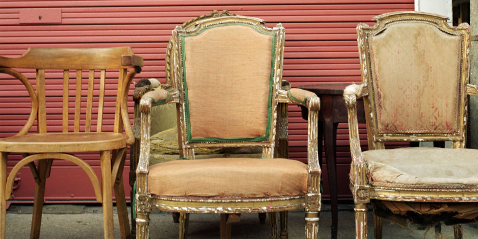 vintage furniture find the diamond in the rough, not the cubic zirconia in the open. BMUSUJA