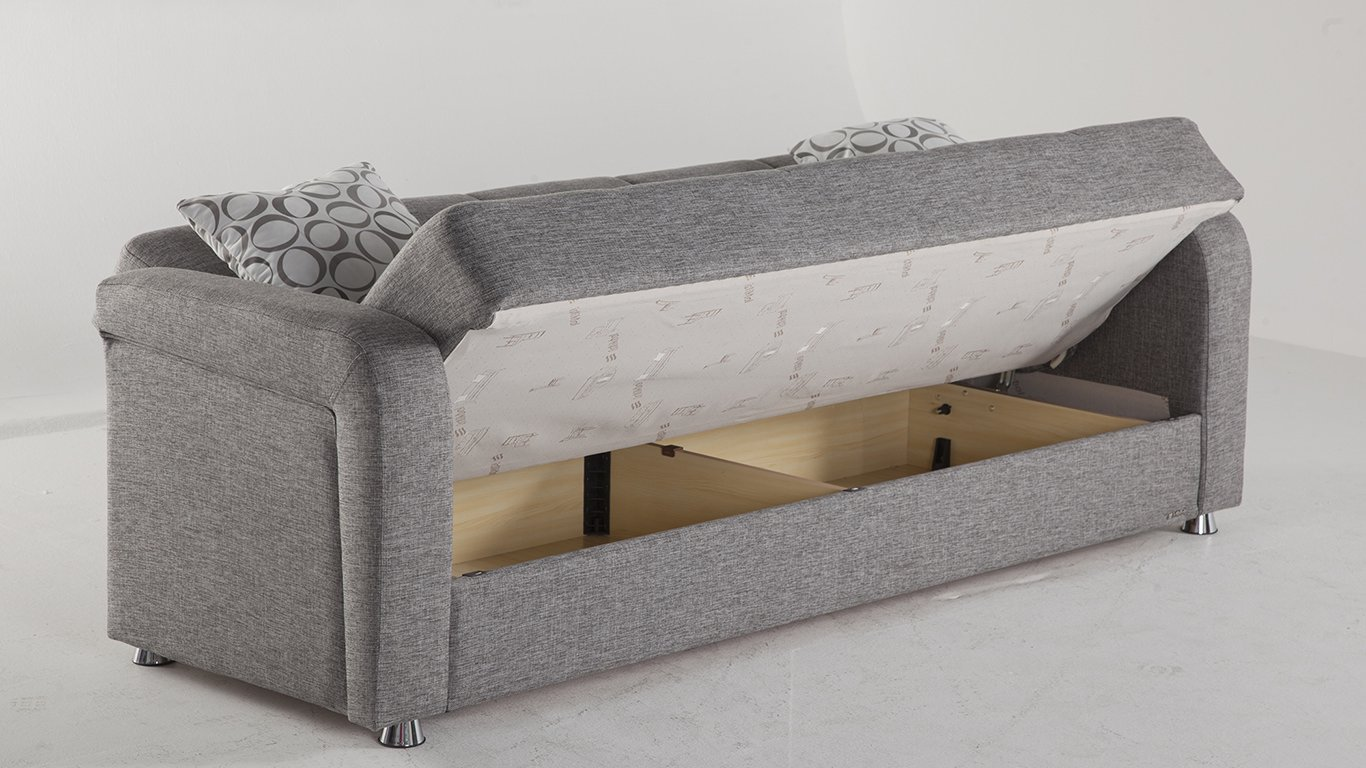 Convertible sofa: the most useful piece of furniture for your house