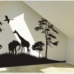 Wall art decals make your walls attractive