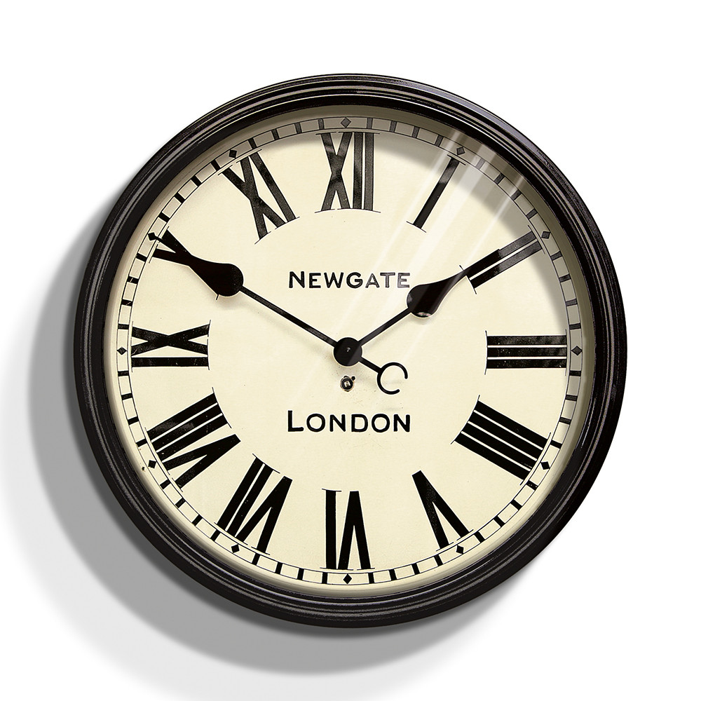 wall clocks buy newgate clocks the battersby wall clock - large | amara QAEKGVT