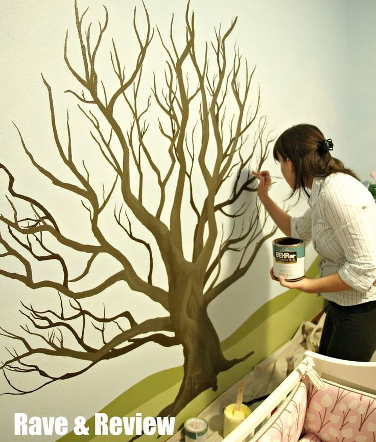 wall paintings 35 stunning and beautiful tree paintings for your inspiration HQAFYCR