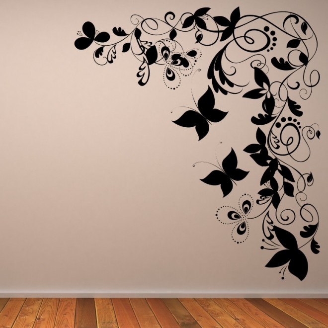 wall paintings butterflies wall art - 19 butterflies wall art - 19 RTGBDYF