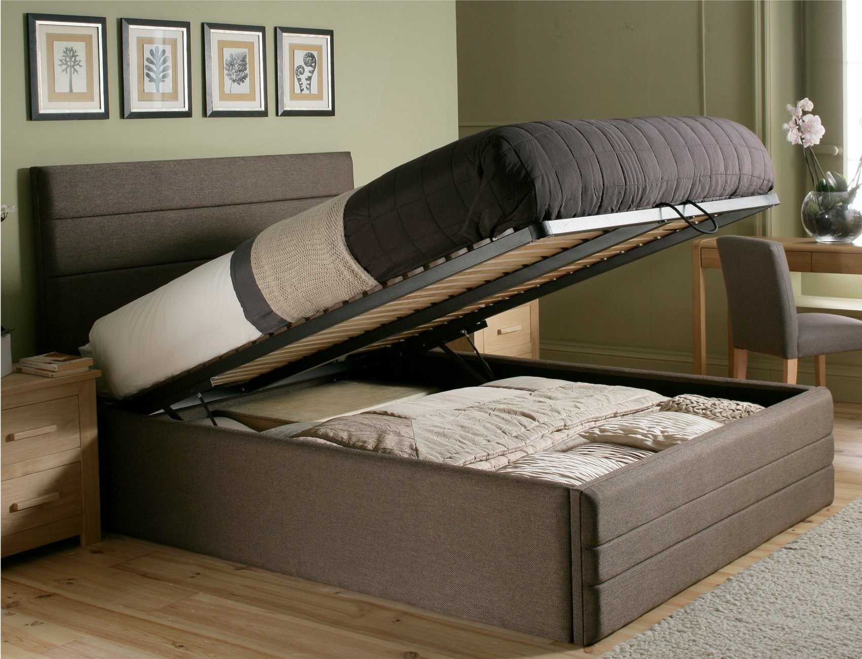 what are the benefits of storage beds? PITHMKP