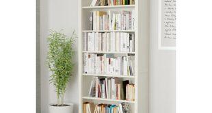 white bookcase hemnes bookcase - white stain - ikea IYYABTH