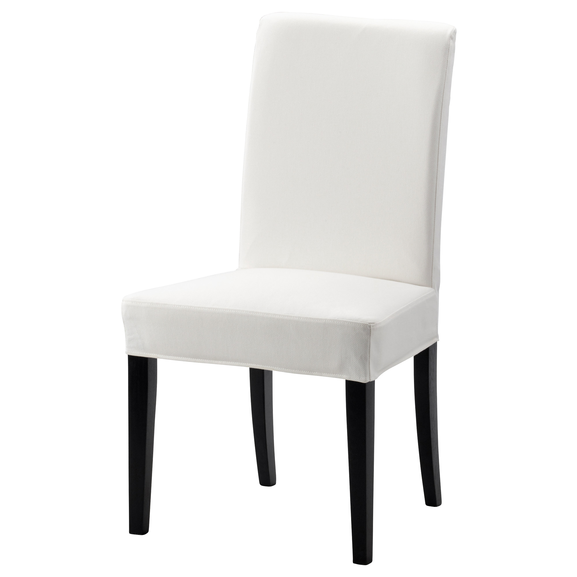 white dining chairs henriksdal chair, brown-black, gräsbo white tested for: 243 lb width: ZCENVZF