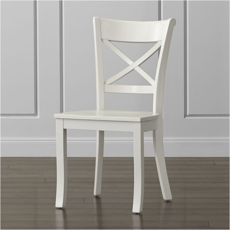 white dining chairs vintner white wood dining chair KDXMEIA