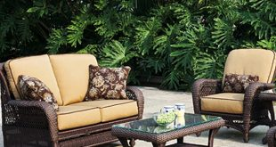 wicker outdoor furniture breathe wicker sofa today most wicker patio furniture ... QRJDBIU