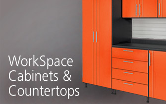 workspace® garage cabinets were designed for the do-it -yourself homeowner,  with more VXQEWYS