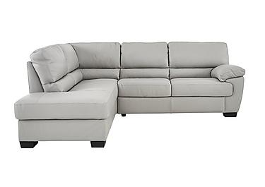 your recently viewed. save £540. alvera leather corner sofa EAWLPLN