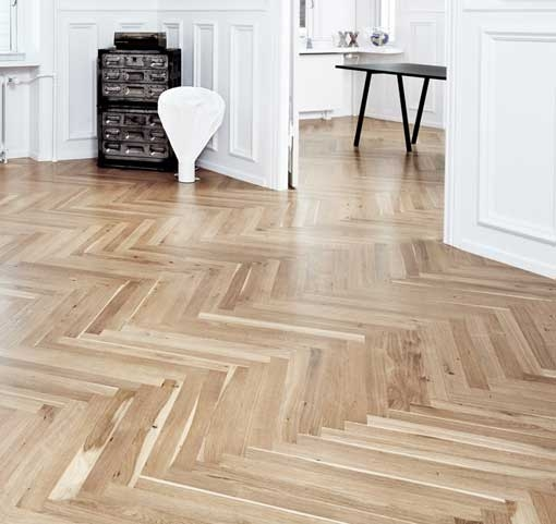 22mm junckers single stave oak parquet flooring 623.5mm long RQJPSKO