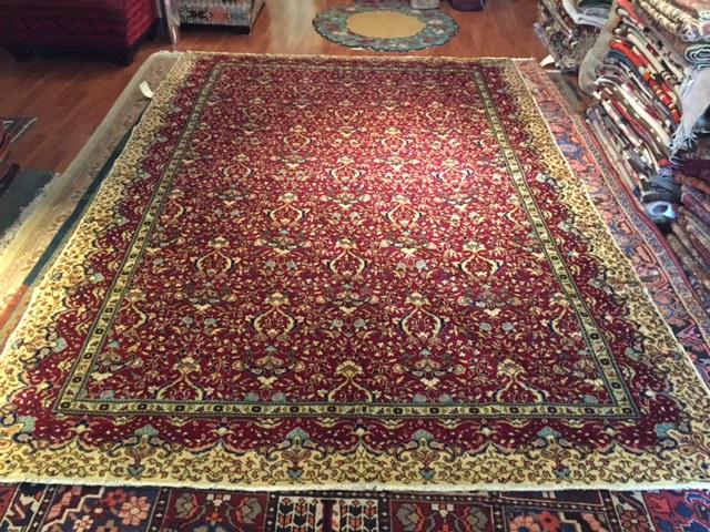 8 x 11 turkish rug VWAPFDO