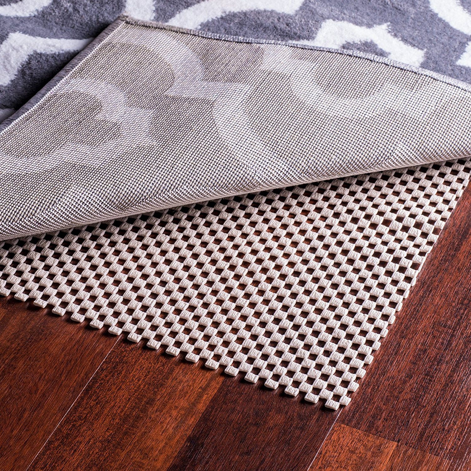 amazon.com: epica extra thick non-slip area rug pad 4 x 6 for any NDQHESY