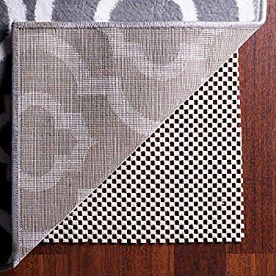 amazon.com: epica super-grip non-slip area rug pad 5 x 8 for any hard SEUJMNW