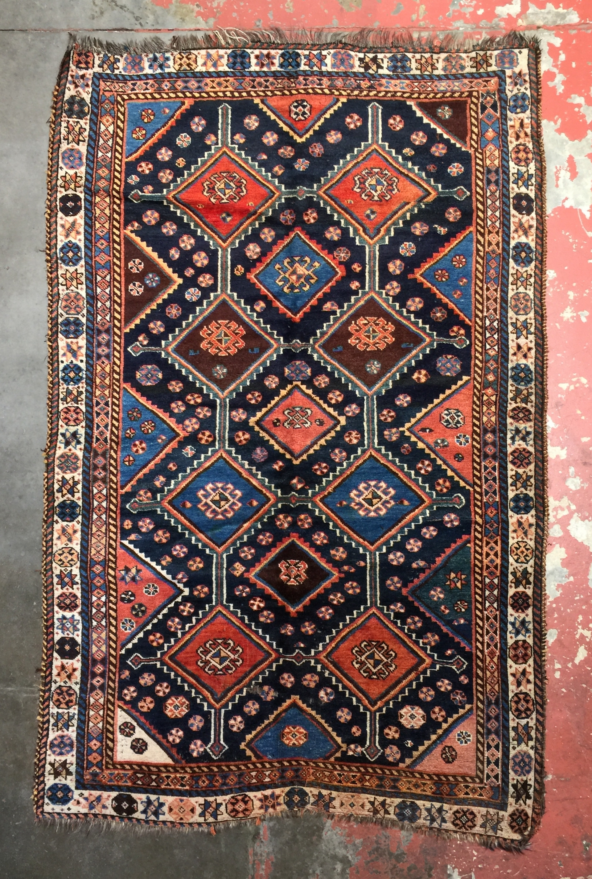 An overview of tribal rug