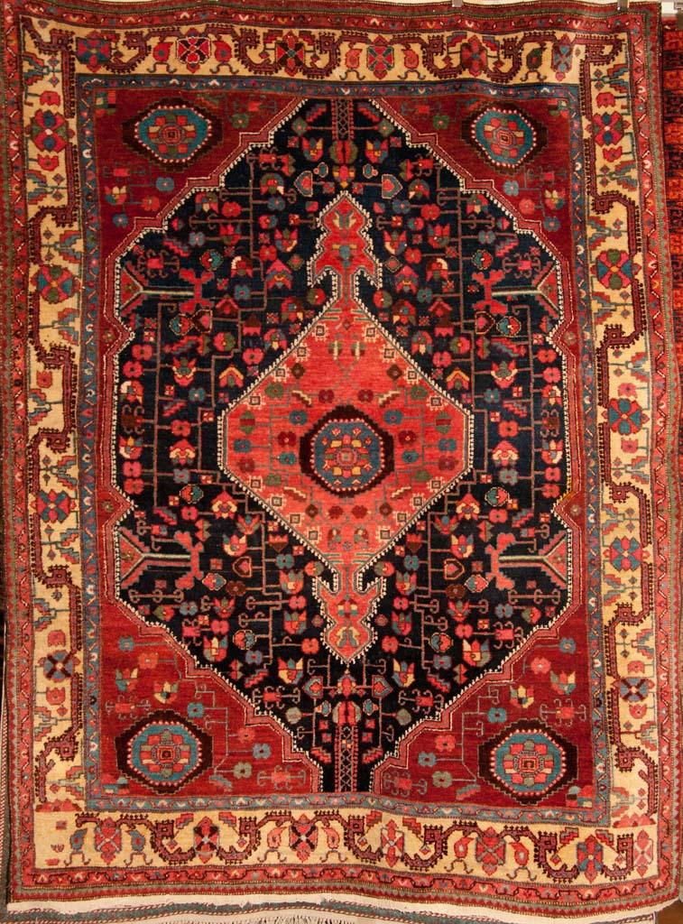 antique rugs antique bakhshayesh persian rug MKRIPZB