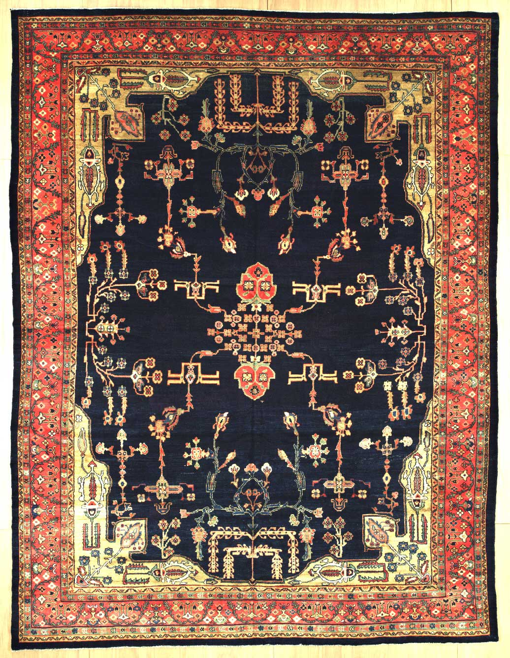 antique rugs KYNPGED