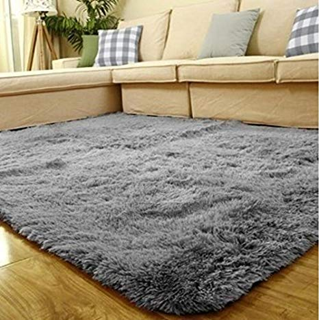 area carpet actcut super soft indoor modern shag area silky smooth fur rugs fluffy rugs XHDICTK