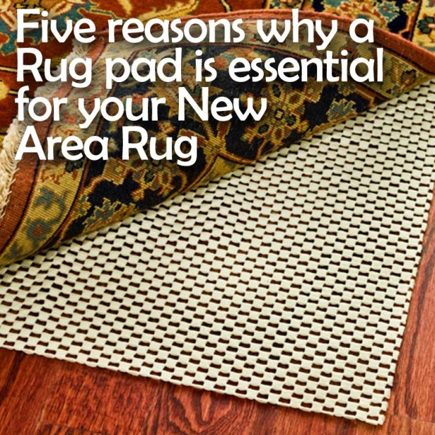 area rug pad do you have rug insurance? five reasons why a rug pad is essential ALXTNVZ