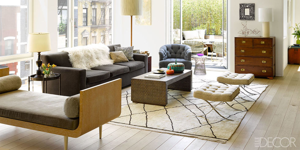 Some facts about area rugs for living room