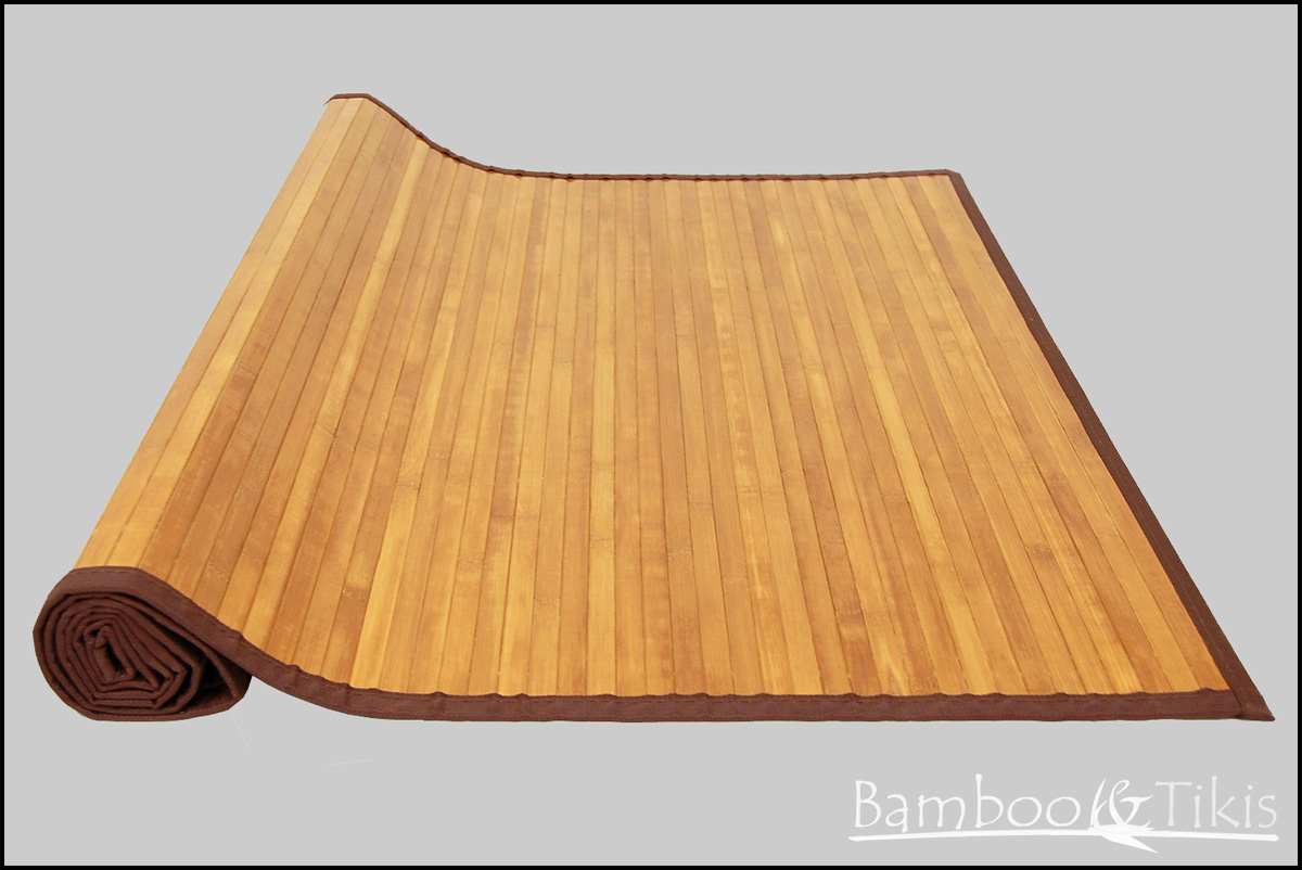 Bamboo rugs stained bamboo rug YQWAKTD