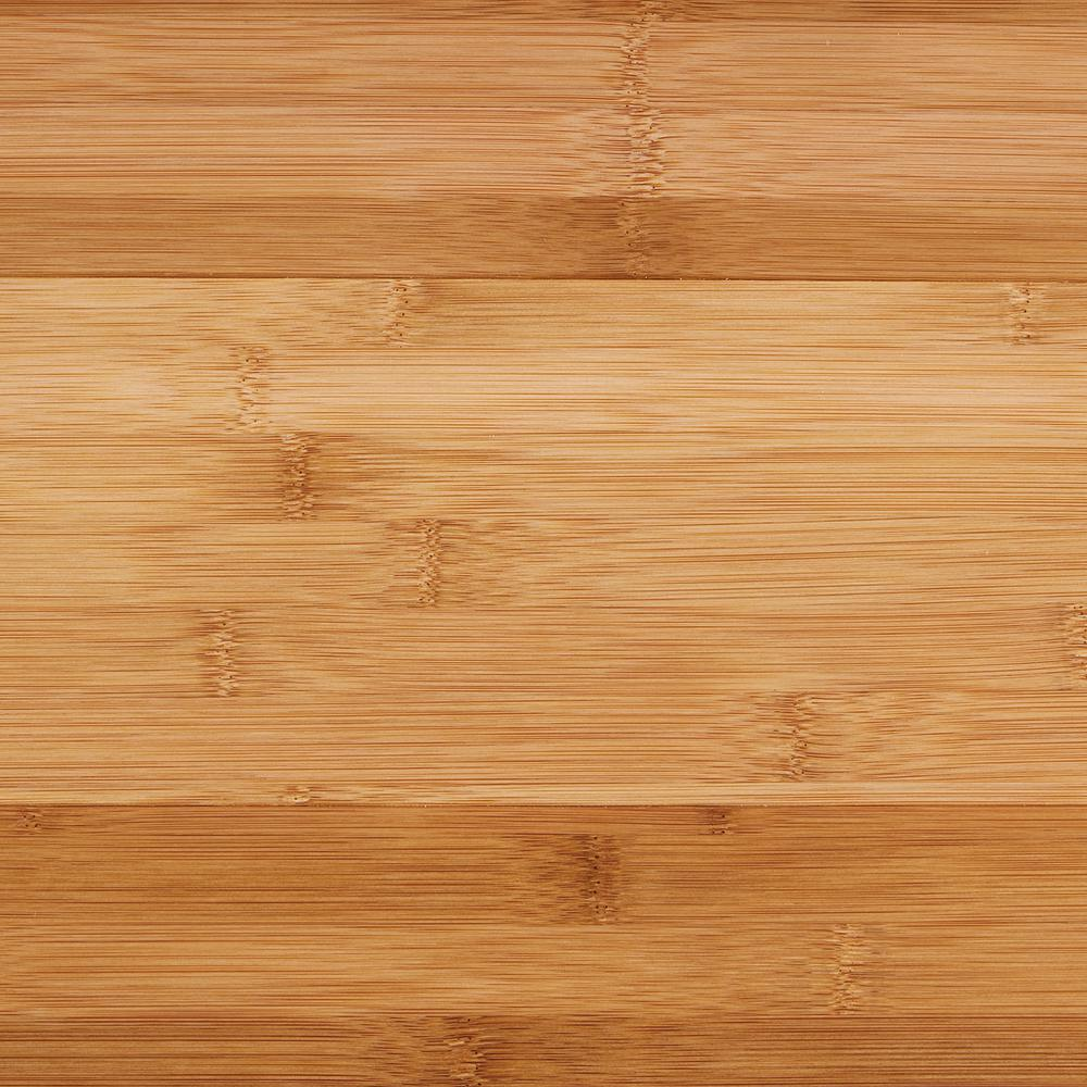 bamboo wood flooring home decorators collection horizontal toast 3/8 in. t x 5 in. w x TCGJNPM