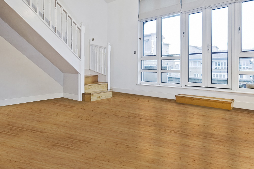bamboo wood flooring stained-handscraped-bamboo-flooring YNMLUIU