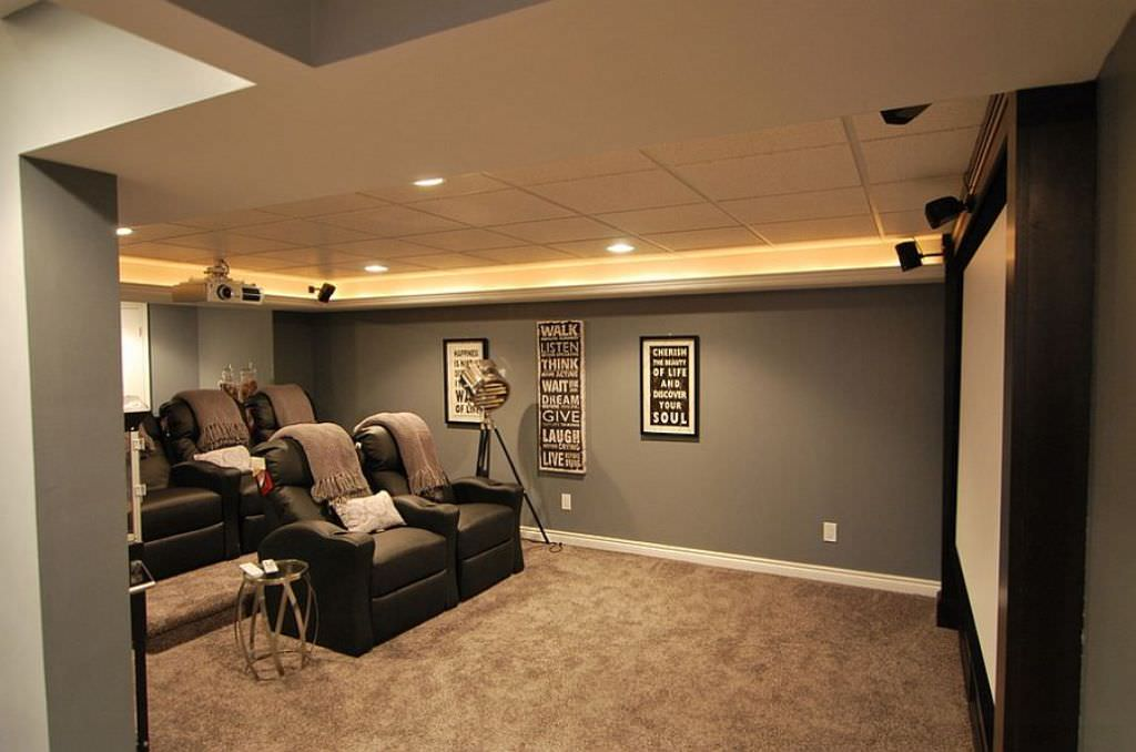 How can you install a basement carpet?