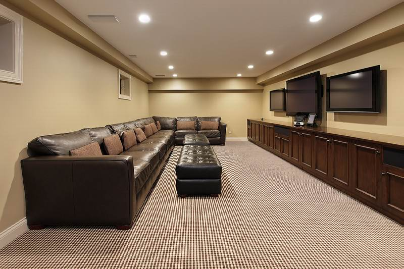 basement carpet ideas that save you time and money AZPYHWA