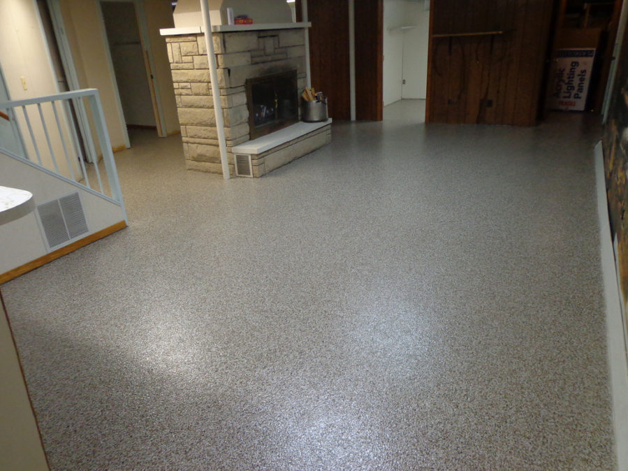 basement floor options basement flooring options: what not and what to use YKRCRJP