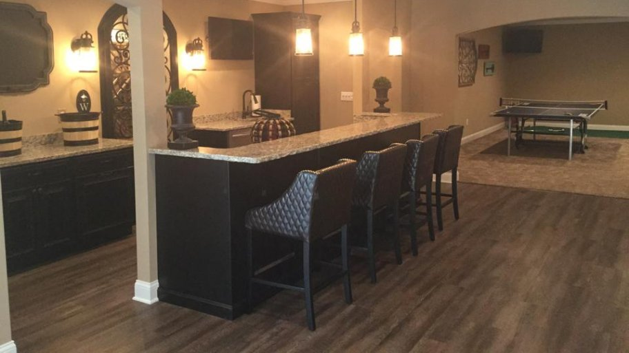 basement floor options laminate is just one of several good basement flooring options you can QPLLZPG