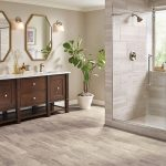 Bathroom floors to enhance the bathroom design