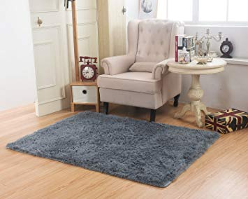 bedroom rug living room bedroom rugs, mbigm ultra soft modern area rugs thick shaggy NCGMPYO