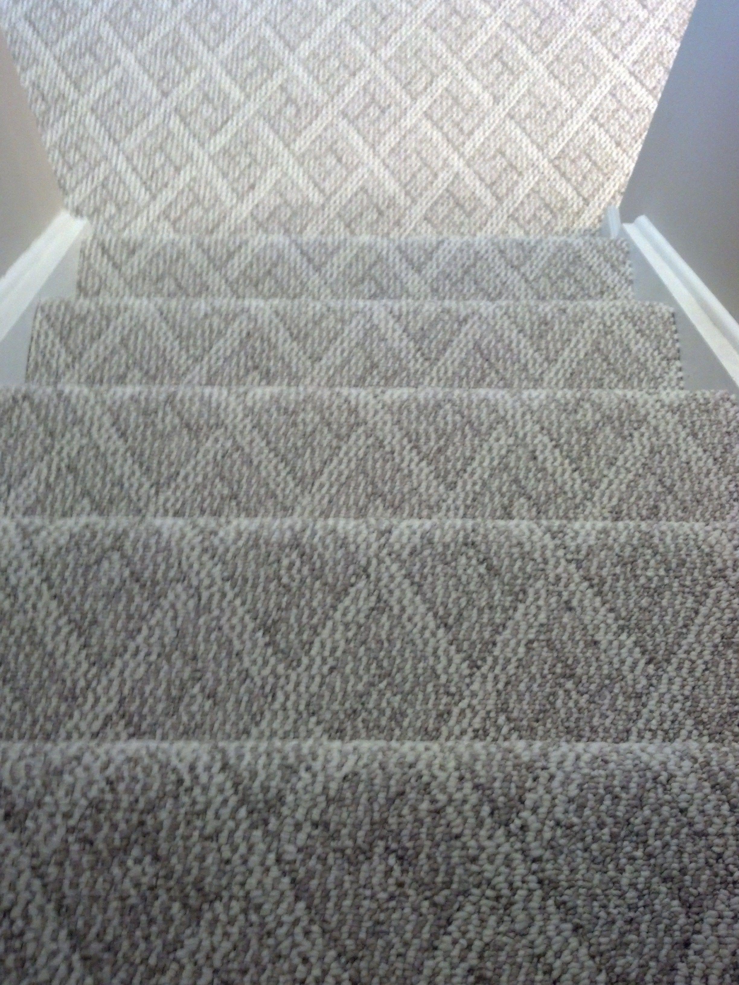 berber carpets berber carpet cincinnati, ohio installed on steps and basement family room.  note.....notice VTNJELJ