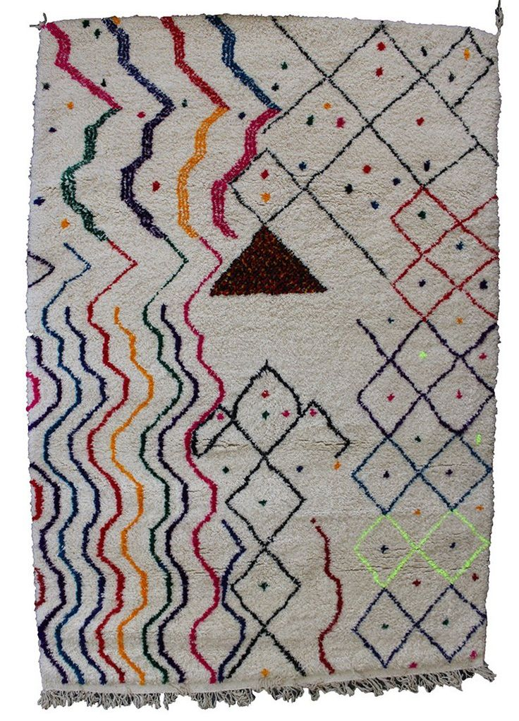 berber rugs atlas berber rug - 280cm x 190cm from the handmade rug company-moroccan FZPWYTO