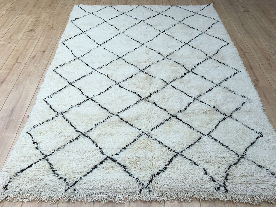 An overview of berber rugs