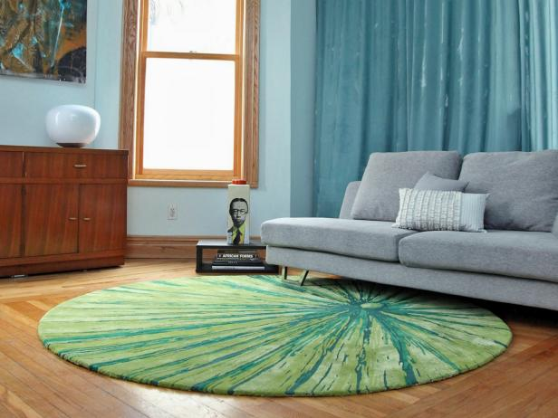 Best area rugs contemporary living room with fun green area rug NBPASRU