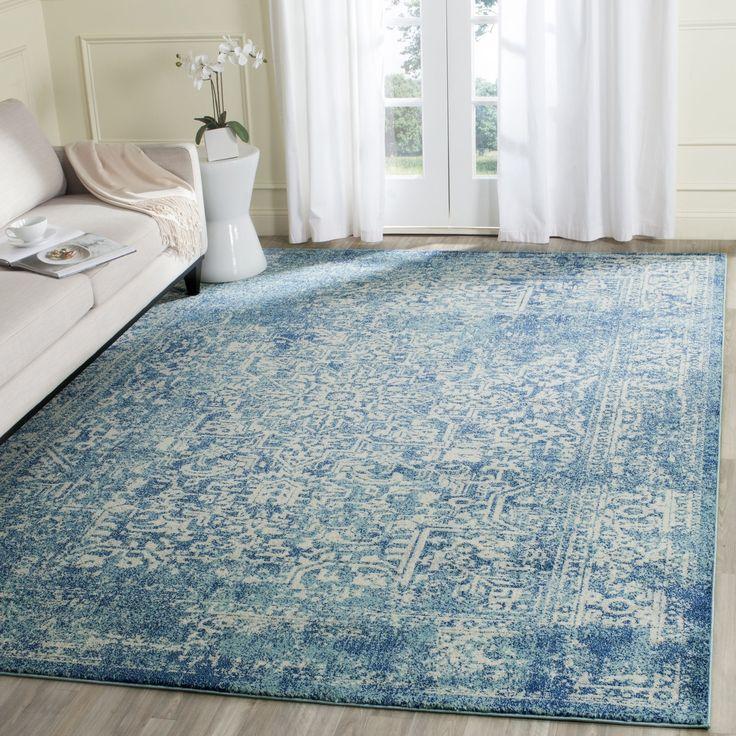Best blue rug