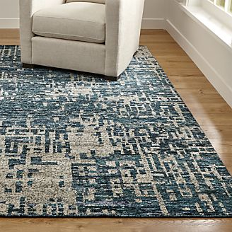 best rugs celosia indigo blue hand knotted rug PYCUZPY