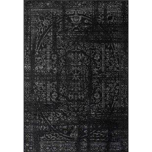 black area rugs cromwell black area rug PWWZNPR