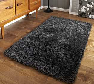 black rugs, including charcoal | modern rugs TWHYAUE