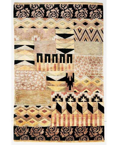 bloomsbury market henleaze multi-color tribal rug | wayfair VEPPVKF