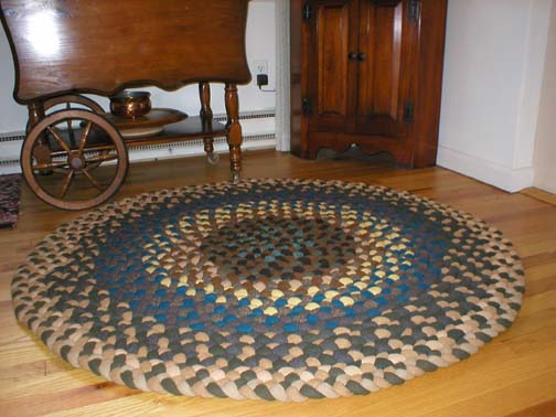 braided area rugs old style braided rug QEDXZTT