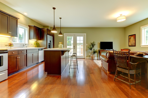 brazilian cherry wood floor kitchen brazilian cherry hardwood: whatu0027s the difference? OUBLYID