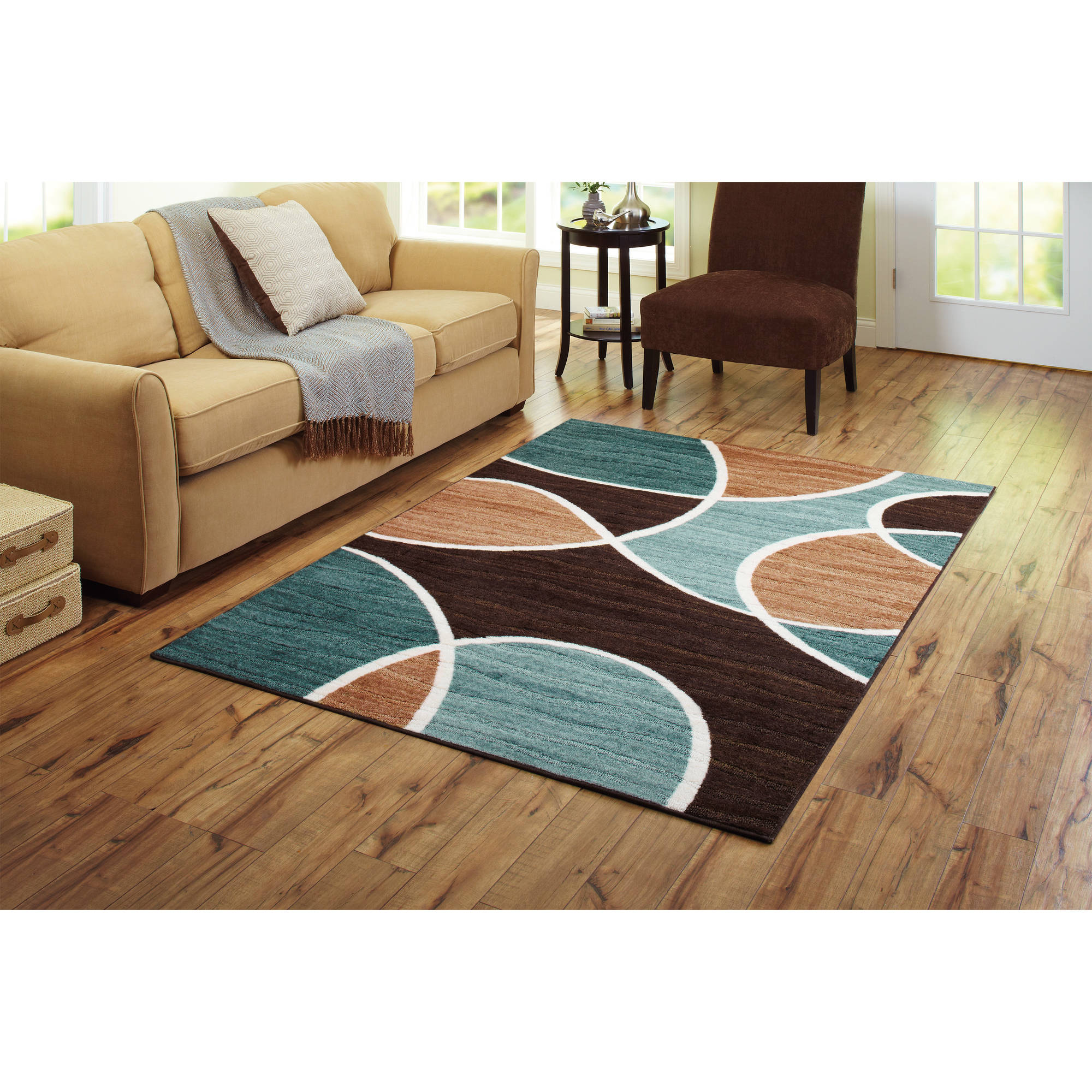 brown area rugs better homes waves geo gardens and area rug or runner ULDIEFM
