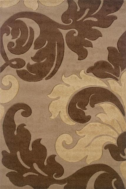 brown area rugs linon corfu tan-brown area rug LKBMROH