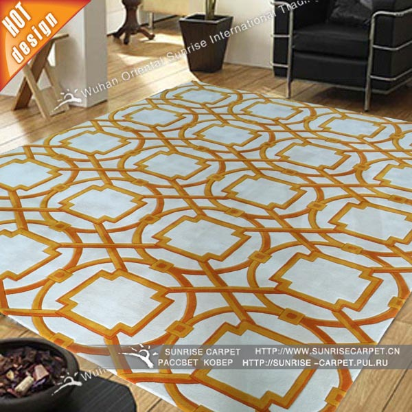 carpet design modern wholesale 2017 new carved craft design modern hand tufted carpets DHBMLOG
