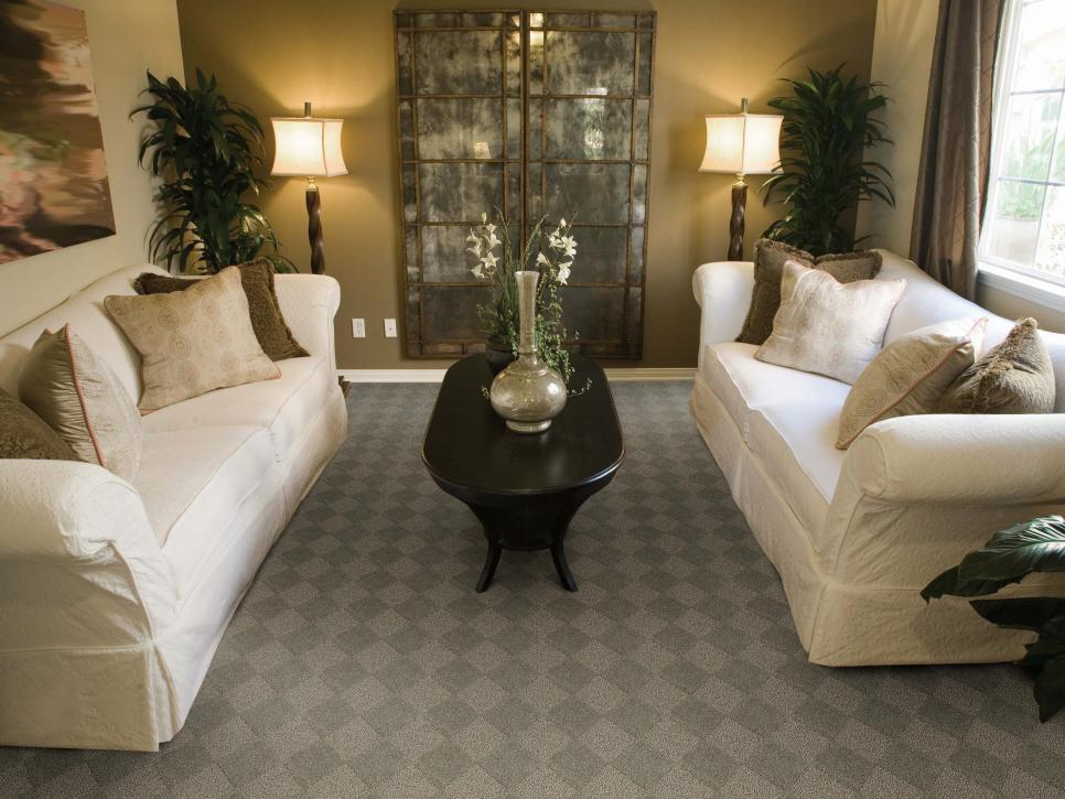 carpet designs for living room 12 ways to incorporate carpet in a roomu0027s design | hgtv XUAOXTS